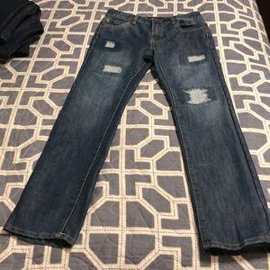 Lucky Brand (14) EUC boys 👖 blue jeans